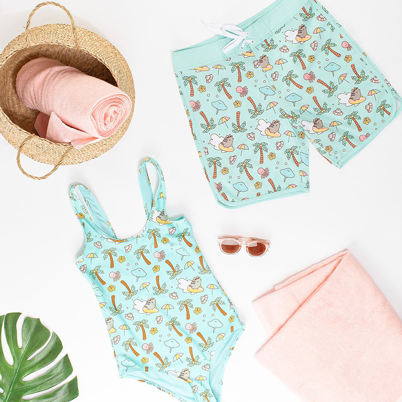 Pusheen beachwear