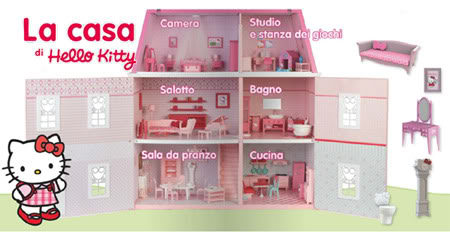La Casa di Hello Kitty