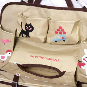 Cat car bag