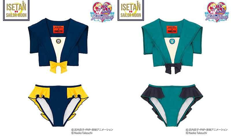 Isetan x Sailor Moon