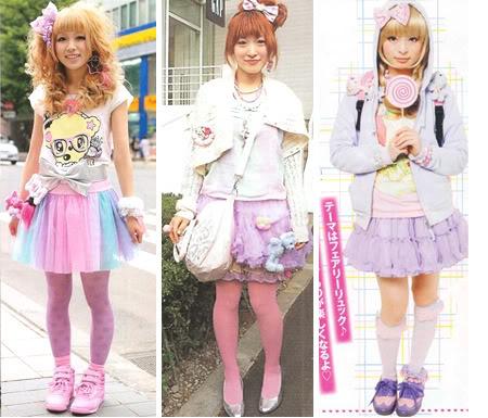 J*Fashion: Fairy Kei