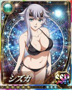 Queen's Blade Mobage Pack – 05