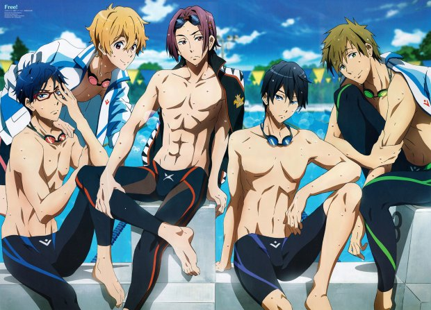 free-iwatobi-swim-club-roundtable-discussion-kawaii-kakkoii-sugoi