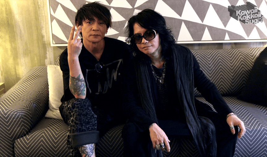 VAMPS Live 2013 Los Angeles Pre-Show Interview! - Kawaii