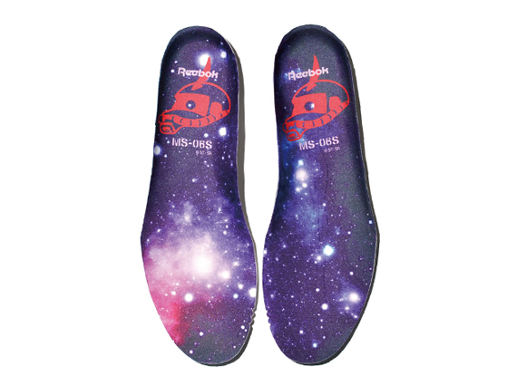 Limited Edition Gundam x Reebok Sneakers - Kawaii Kakkoii Sugoi 3b3def84ab