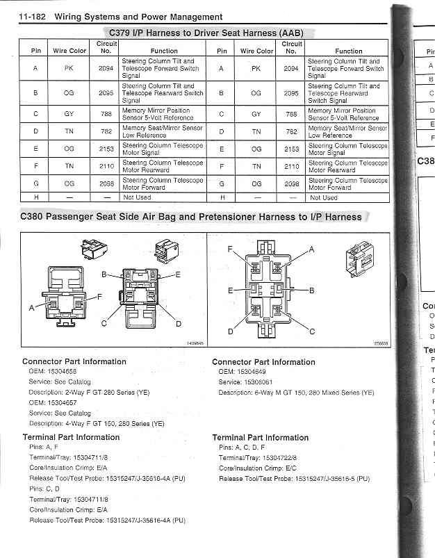 1999 corvette seat wiring diagram 1999 database wiring c5 corvette seat wiring diagram wiring diagram