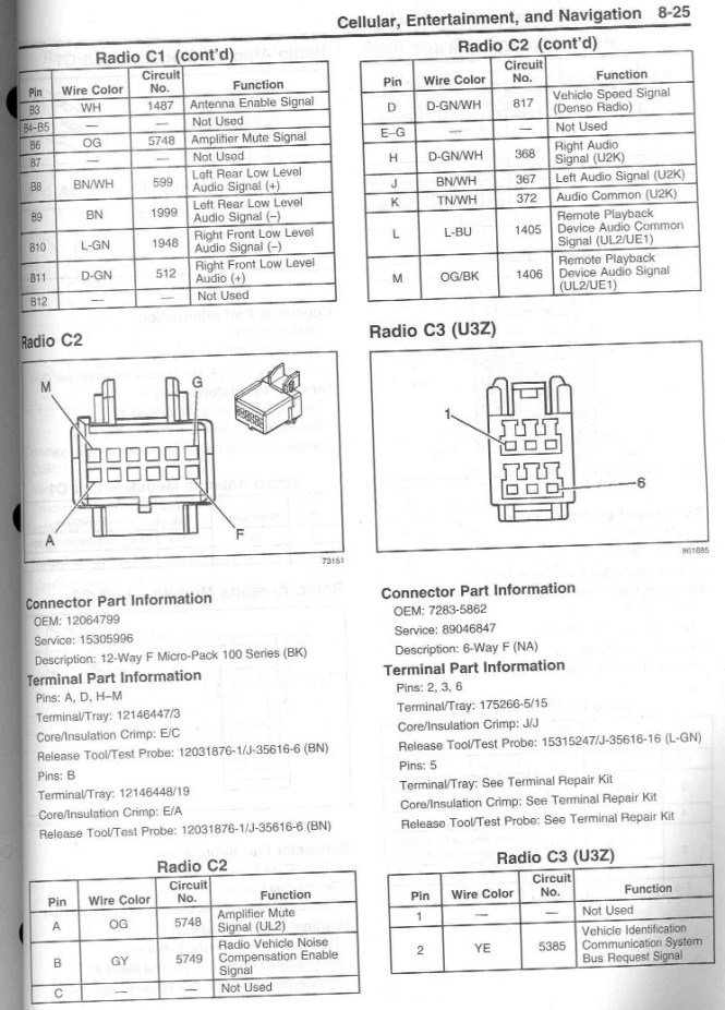 c5 corvette wiring diagram Wiring Diagram – C5 Corvette Wiring Diagram