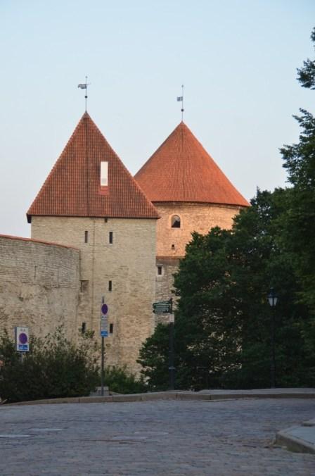 Pontos turísticos de Tallinn