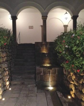 Hotel de luxo no Peru