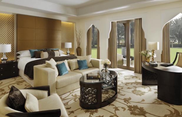 Hotel romântico em Dubai