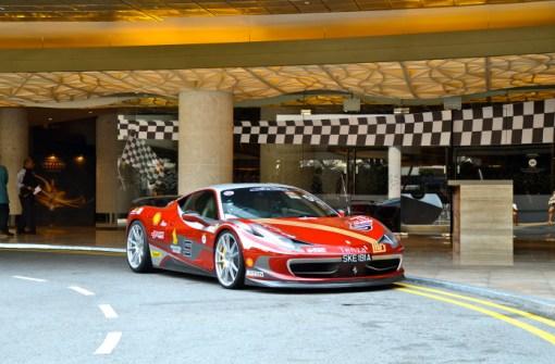 Hotel para ver a F1 em Singapura