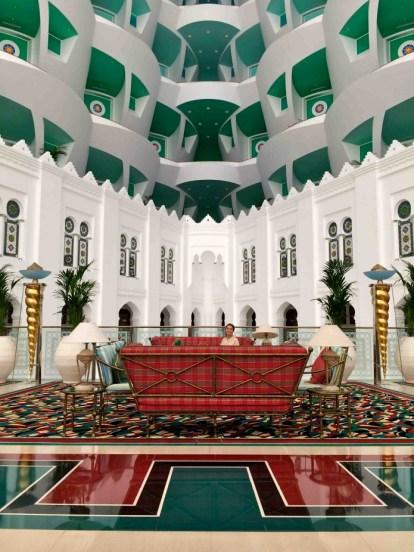 SPA de luxo em Dubai