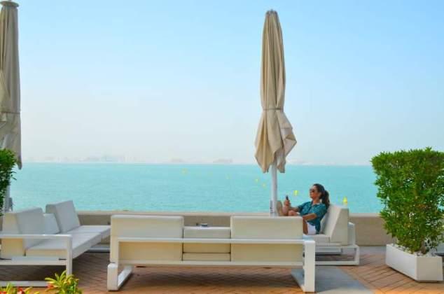 Hotel em Dubai para aproveitar a praia