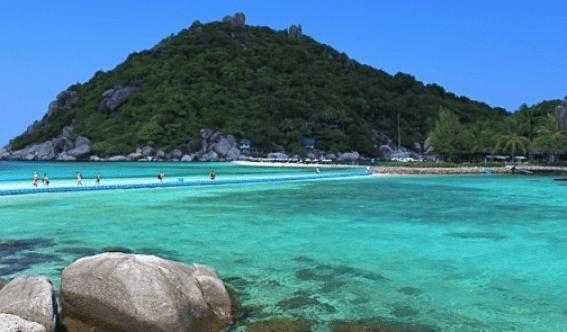 As melhores praias da Tailândia