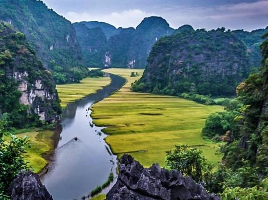 Pontos turisticos Vietnã