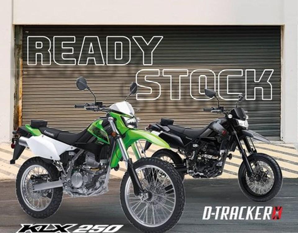 Harga OTR Kawasaki KLX 250 2021