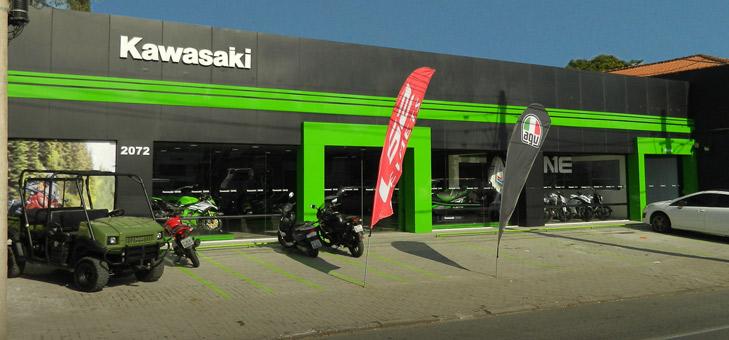 Concessionária Kawasaki One