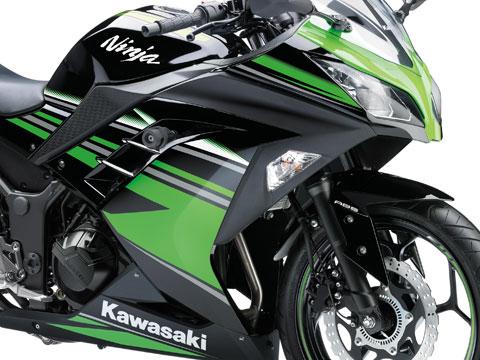 kawasaki ninja 300 abs 2018 kawasakione one