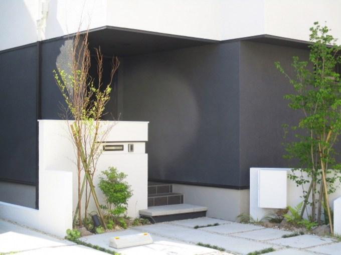 品川豊町のデザイン住宅