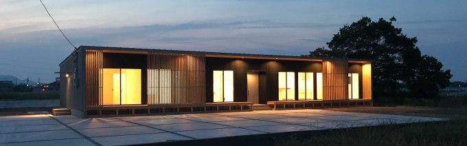 香川の建築家と建てる平屋