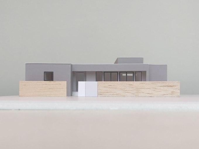 さぬき市の建築家と建てる平屋のデザイン住宅