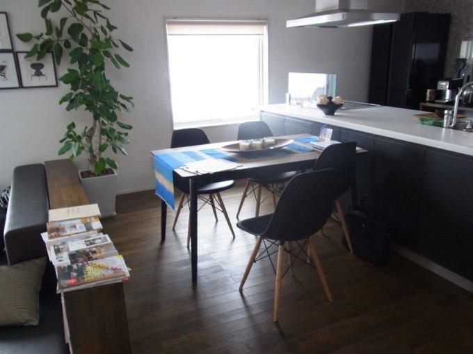 新潟の家 モデルルーム