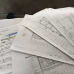 ガレージハウス 実施図提出及び温熱計算