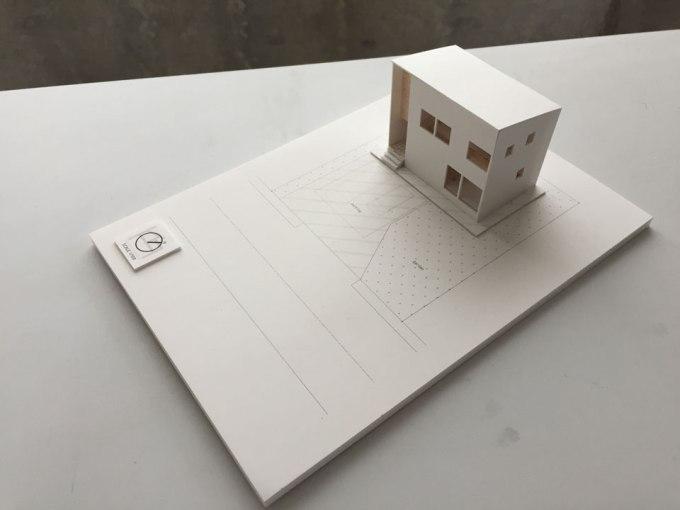 住宅模型 外観模型