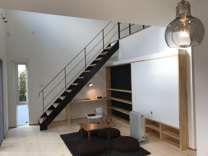 丸亀の家 インテリアデザイン