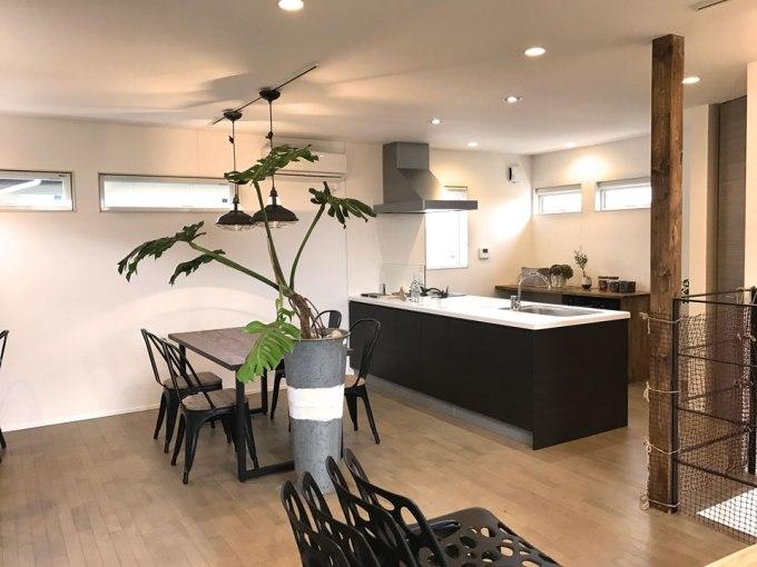 香川の家 キッチン