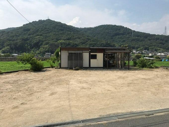 岡山県岡山市の家