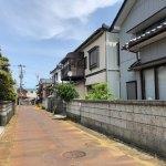 新潟県三条の家-敷地調査