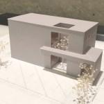 モデルハウスの設計プレゼン