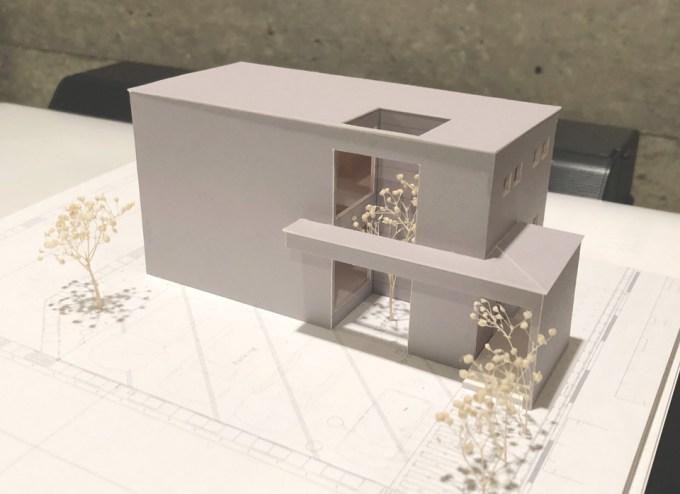 モデルハウスのデザイン受託