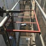 水切り材と庇の検討