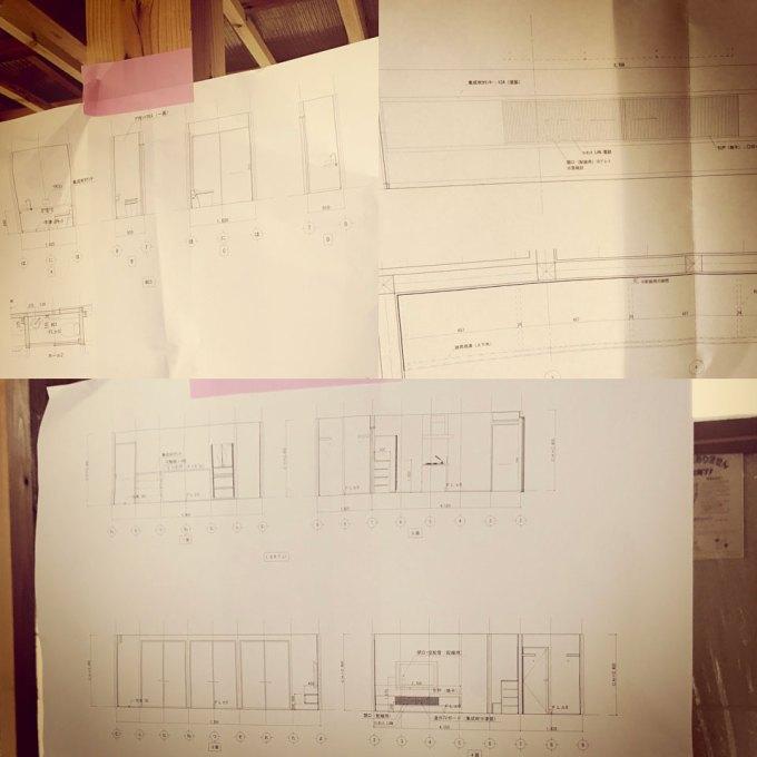 住宅の家具デザイン