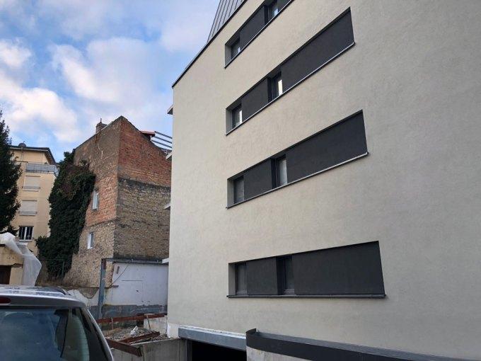 レラハの集合住宅外観デザイン妻側