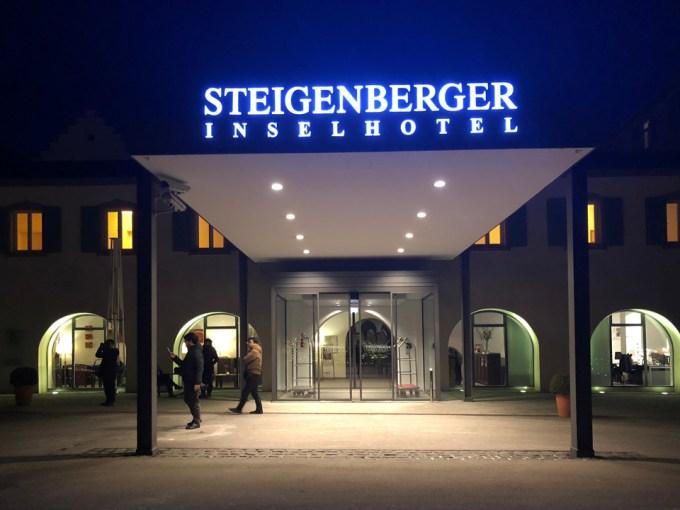 Steigenberger Hotels-シュタイゲンベルガー・ホテルズ