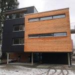 EU建築視察旅行記 – ユーバーリンゲンの集合住宅