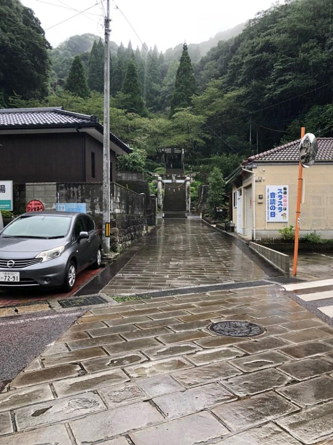 﨑津諏訪神社