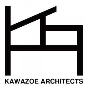 河添建築事務所 | KAWAZOE ARCHITECTS LOGO