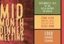 September Mid Month Dinner Meeting