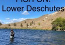 Lower Deschutes Oregon Sept 29, 2020