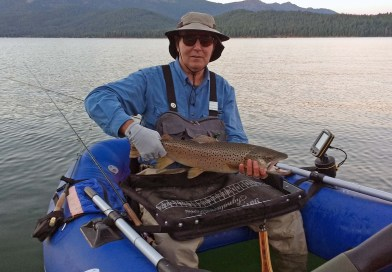 KFFC General Meeting George Bouvoin Midging for Trout