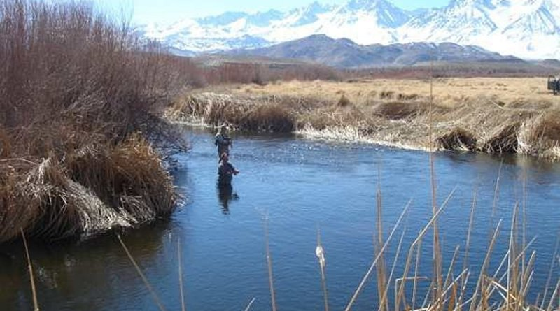 Annual Owens River Outing March 9-11, 2018