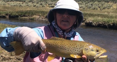 South Eastern Utah – new water that is lightly fished!