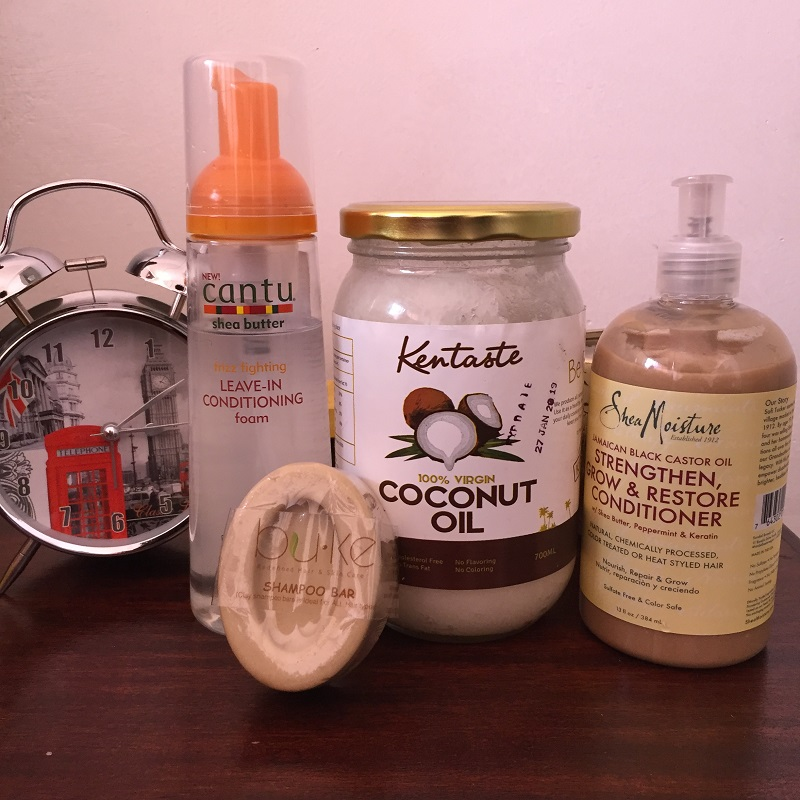 Hair Products, Kawi Snippets