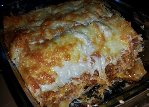 Thee Local Lasagne.