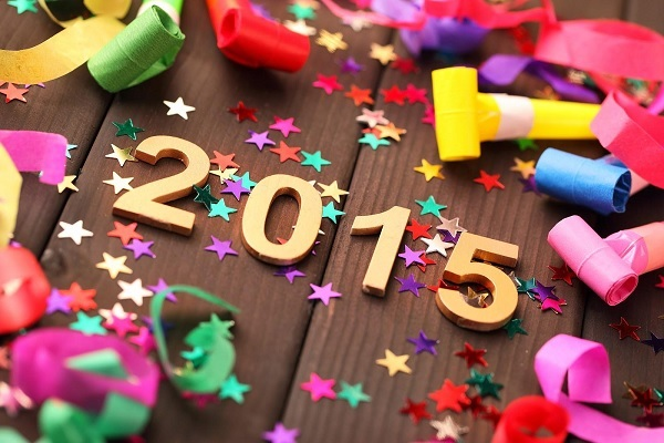 New Year, 2015
