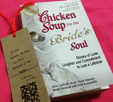 Book Review: Chicken Soup for the Bride's Soul